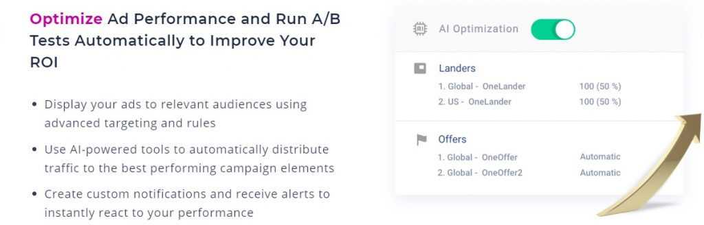 tracking your campaigns features
